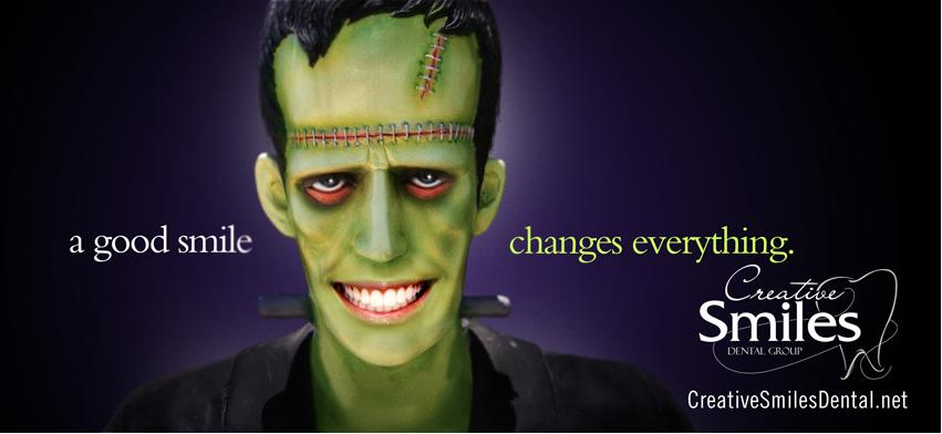 Happy Halloween from Cynosure Dental Lab